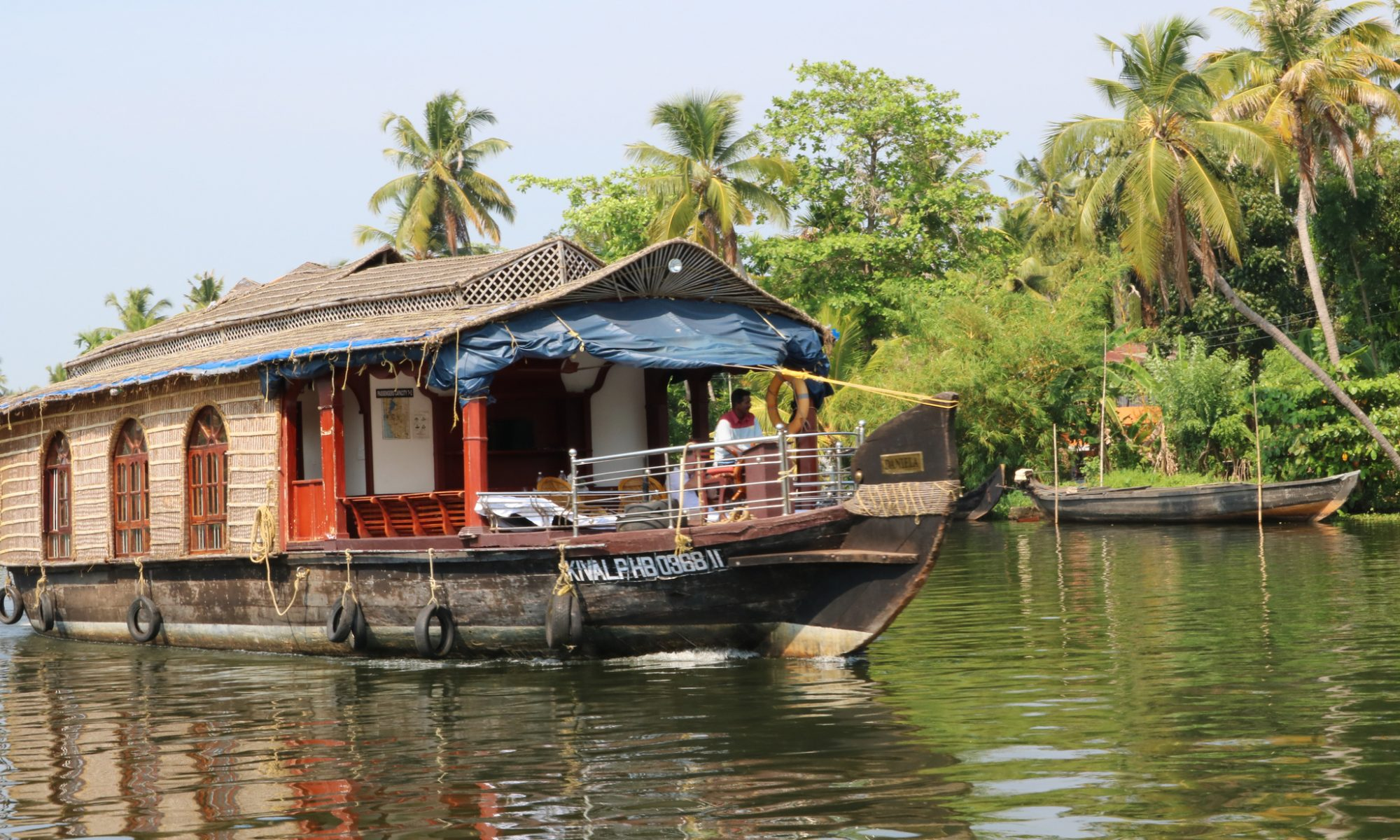 Alleppey Backwater Houseboat