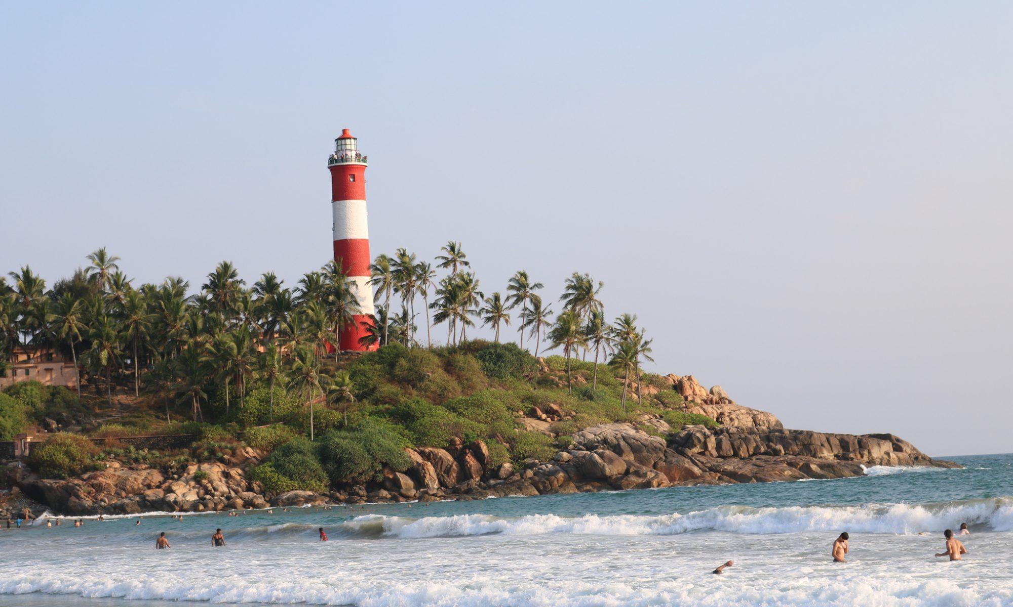 Lighthouse @ Kovalam