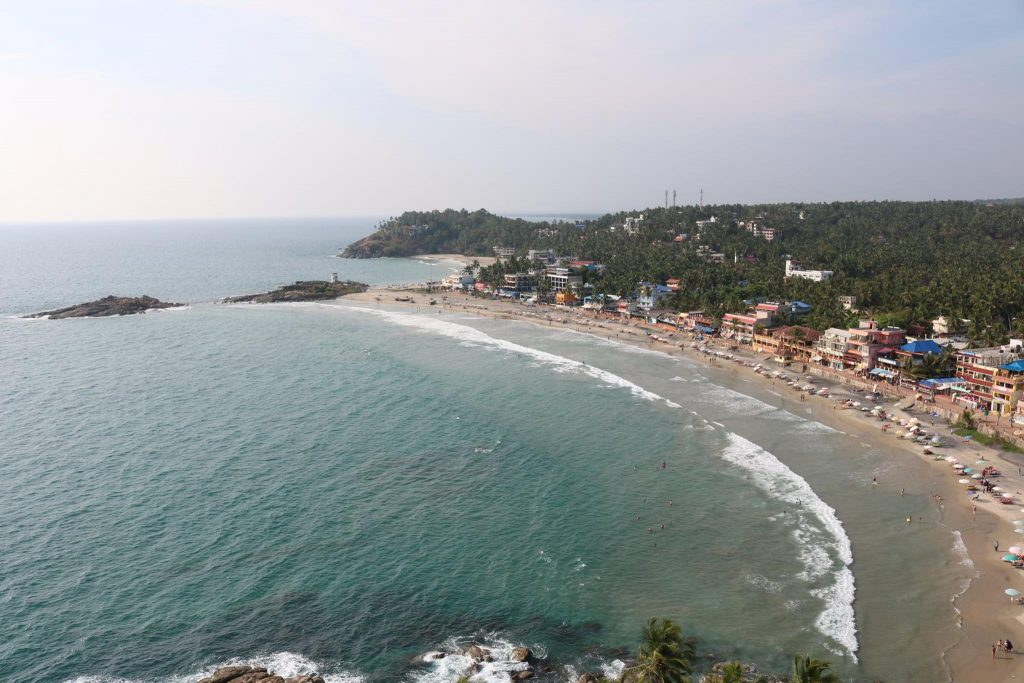 Kerala - Koavalam - Lighthouse Beach