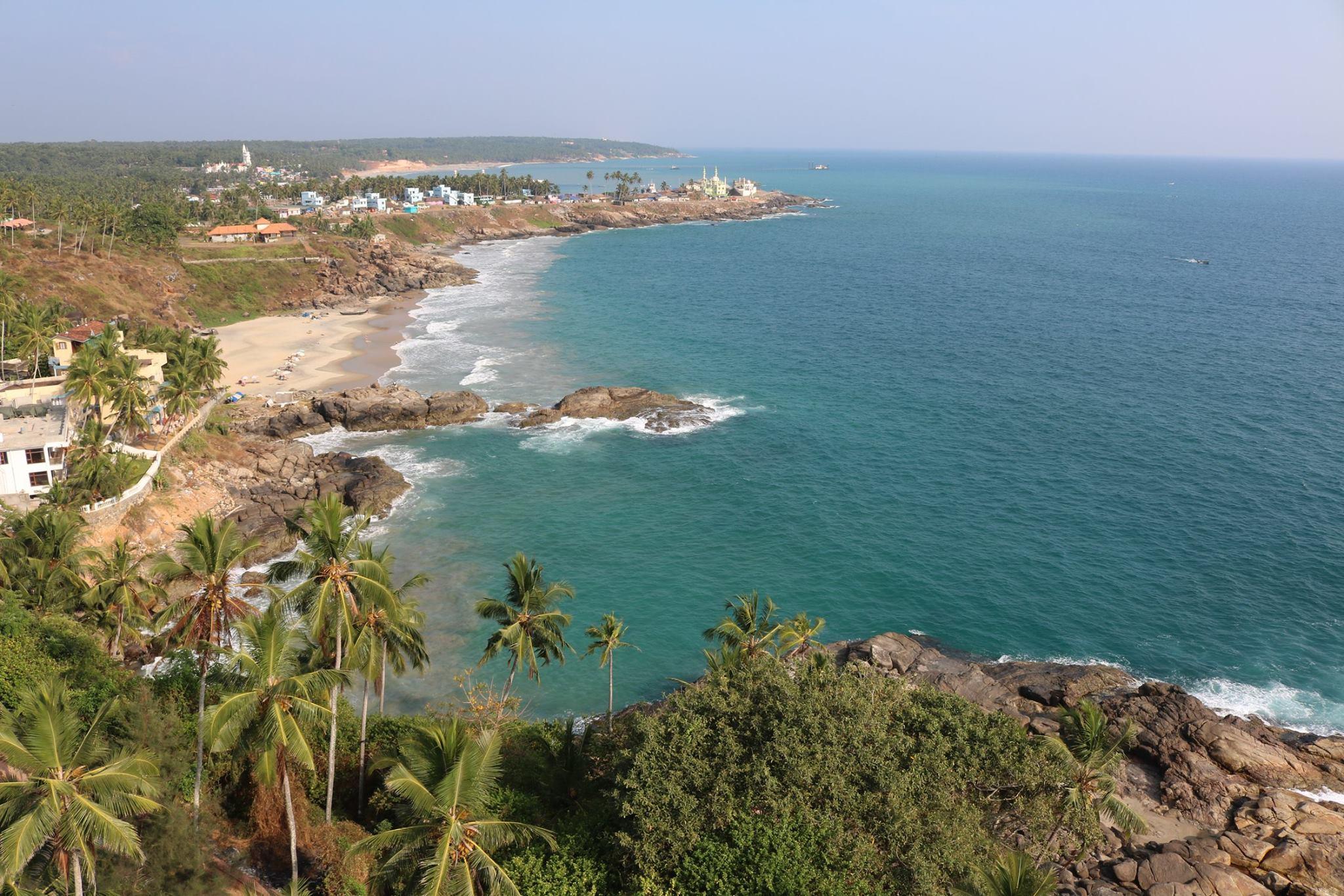 Kerala - Kovalam - Beach